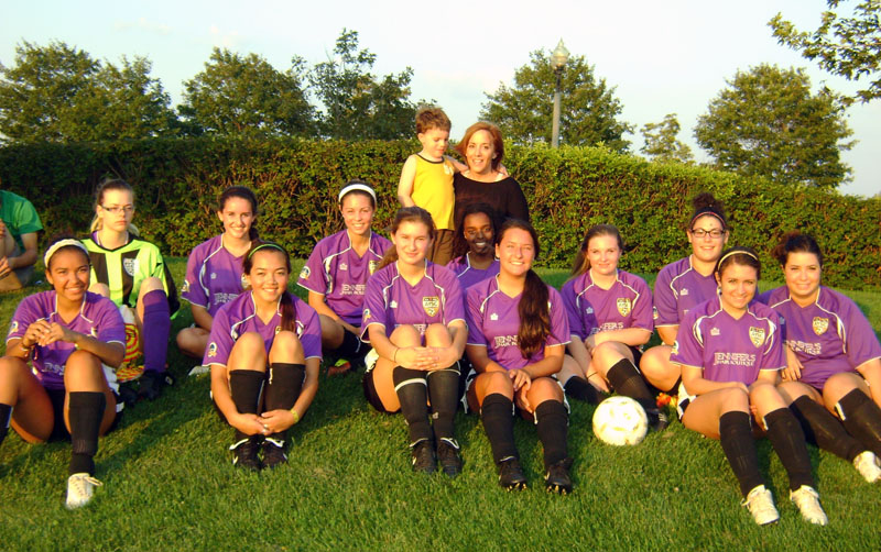 Jennifer's Hair Boutique Soccer Club Sponsorship